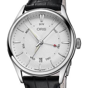 Oris Artelier 01 755 7742 4051-07 5 21 64FC - Worldwide Watch Prices Comparison & Watch Search Engine