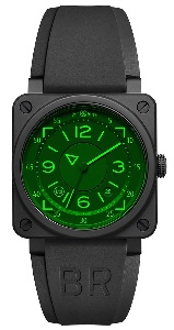Bell & Ross BR 03-92 Ceramic BR0392-HUD-CE/SRB - Worldwide Watch Prices Comparison & Watch Search Engine