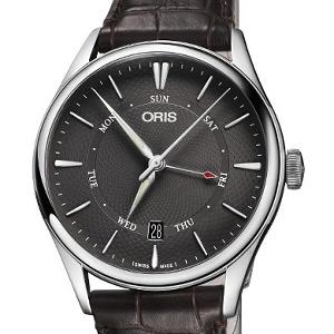 Oris Artelier 01 755 7742 4053-07 5 21 65FC - Worldwide Watch Prices Comparison & Watch Search Engine