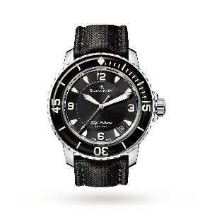 Blancpain Fifty Fathoms 5015-12B40-52A - Worldwide Watch Prices Comparison & Watch Search Engine
