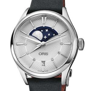 Oris Artelier 01 763 7723 4051-07 5 18 34FC - Worldwide Watch Prices Comparison & Watch Search Engine