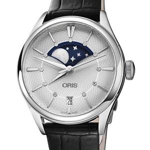Oris Artelier 01 763 7723 4051-07 5 18 64FC - Worldwide Watch Prices Comparison & Watch Search Engine