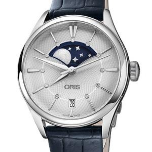 Oris Artelier 01 763 7723 4051-07 5 18 66FC - Worldwide Watch Prices Comparison & Watch Search Engine