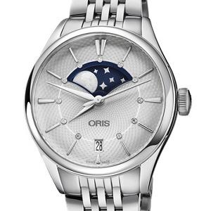 Oris Artelier 01 763 7723 4051-07 8 18 79 - Worldwide Watch Prices Comparison & Watch Search Engine