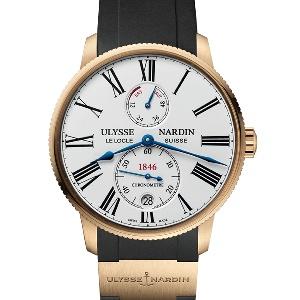 Ulysse Nardin Marine Torpilleur 42 1182-310-3/40 - Worldwide Watch Prices Comparison & Watch Search Engine