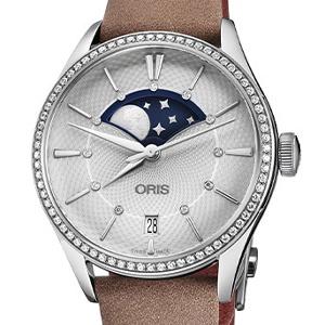 Oris Artelier 01 763 7723 4951-07 5 18 33FC - Worldwide Watch Prices Comparison & Watch Search Engine