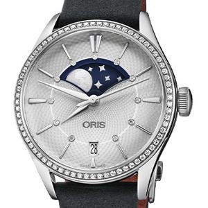 Oris Artelier 01 763 7723 4951-07 5 18 34FC - Worldwide Watch Prices Comparison & Watch Search Engine