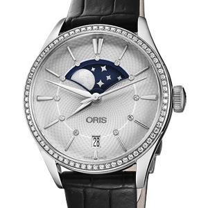 Oris Artelier 01 763 7723 4951-07 5 18 64FC - Worldwide Watch Prices Comparison & Watch Search Engine