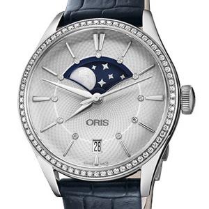 Oris Artelier 01 763 7723 4951-07 5 18 66FC - Worldwide Watch Prices Comparison & Watch Search Engine