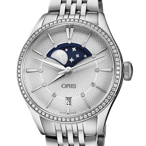 Oris Artelier 01 763 7723 4951-07 8 18 79 - Worldwide Watch Prices Comparison & Watch Search Engine