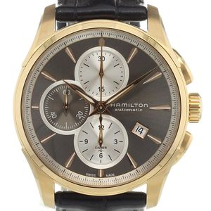 Hamilton Jazzmaster Auto Chrono H32546781 - Worldwide Watch Prices Comparison & Watch Search Engine