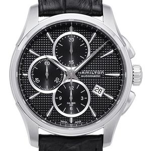 Hamilton Jazzmaster Auto Chrono H32596731 - Worldwide Watch Prices Comparison & Watch Search Engine