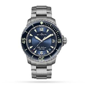 Blancpain Fifty Fathoms 5015-12B40-98B - Worldwide Watch Prices Comparison & Watch Search Engine