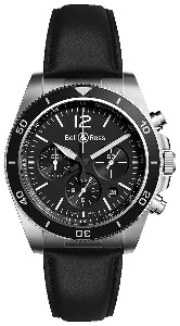 Bell & Ross BR V3-94 BRV394-BL-ST/SCA - Worldwide Watch Prices Comparison & Watch Search Engine