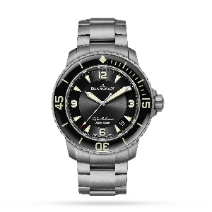 Blancpain Fifty Fathoms 5015-12B30-98 - Worldwide Watch Prices Comparison & Watch Search Engine