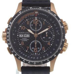 Hamilton Khaki X Wind H77696793 - Worldwide Watch Prices Comparison & Watch Search Engine