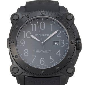 Hamilton Khaki Navy Belowzero H78585333 - Worldwide Watch Prices Comparison & Watch Search Engine