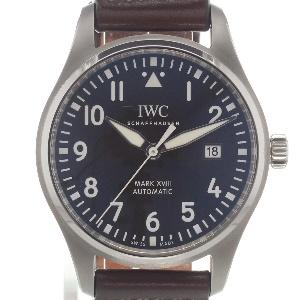 Iwc Pilot's Watch IW327003 - Worldwide Watch Prices Comparison & Watch Search Engine