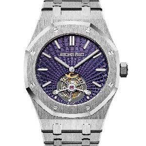 Audemars Piguet Royal Oak Tourbillon Extra-Thin 26522ST.OO.1220ST.01 - Worldwide Watch Prices Comparison & Watch Search Engine