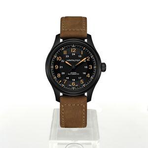 Hamilton Khaki Field H70665533 - Worldwide Watch Prices Comparison & Watch Search Engine