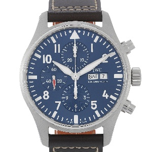 Iwc Pilot's Watch IW377714 - Worldwide Watch Prices Comparison & Watch Search Engine