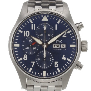 Iwc Pilot's Watch IW377717 - Worldwide Watch Prices Comparison & Watch Search Engine