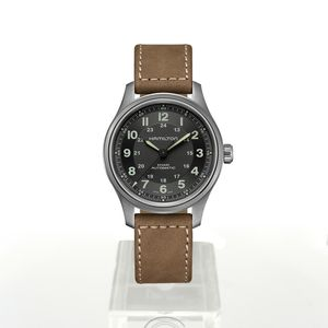 Hamilton Khaki H70545550 - Worldwide Watch Prices Comparison & Watch Search Engine