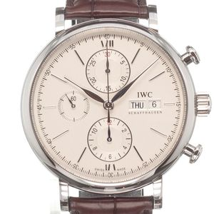 Iwc Portofino IW391007 - Worldwide Watch Prices Comparison & Watch Search Engine