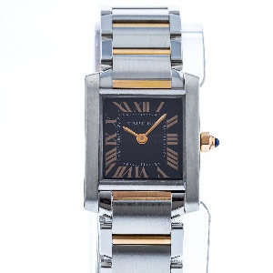 Cartier Tank Francaise W5010001 - Worldwide Watch Prices Comparison & Watch Search Engine