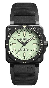 Bell & Ross BR 03-92 Diver BR0392-D-C5-CE/SRB - Worldwide Watch Prices Comparison & Watch Search Engine
