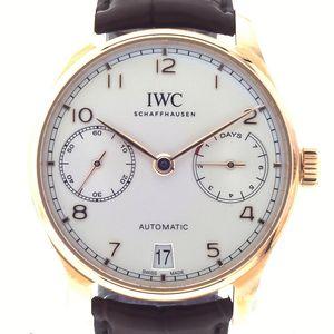 Iwc Portugieser IW500701 - Worldwide Watch Prices Comparison & Watch Search Engine