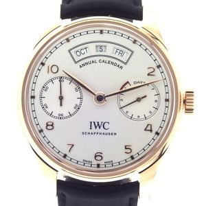 Iwc Portugieser IW503504 - Worldwide Watch Prices Comparison & Watch Search Engine