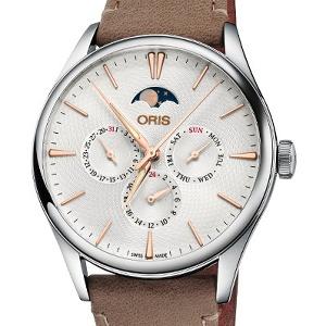 Oris Artelier 01 781 7729 4031-07 5 21 32FC - Worldwide Watch Prices Comparison & Watch Search Engine
