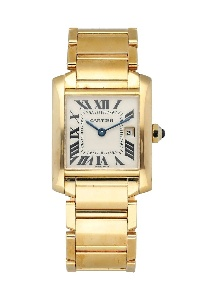 Cartier Tank Francaise 2466 - Worldwide Watch Prices Comparison & Watch Search Engine