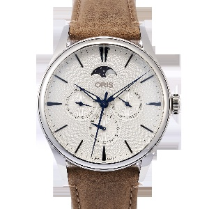 Oris Artelier 01 781 7729 4051-07 5 21 32FC - Worldwide Watch Prices Comparison & Watch Search Engine