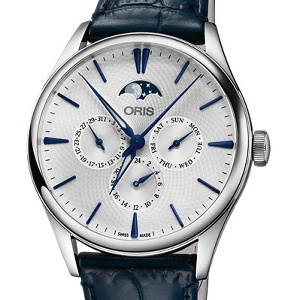 Oris Artelier 01 781 7729 4051-07 5 21 66FC - Worldwide Watch Prices Comparison & Watch Search Engine