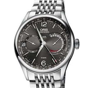 Oris Artelier 01 113 7738 4063-Set 8 23 79PS - Worldwide Watch Prices Comparison & Watch Search Engine