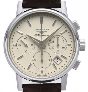 Longines Heritage L2.733.4.72.2 - Worldwide Watch Prices Comparison & Watch Search Engine