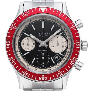 Longines Heritage L2.808.4.52.6 - Worldwide Watch Prices Comparison & Watch Search Engine