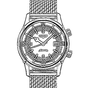 Longines Heritage L3.774.4.50.6 - Worldwide Watch Prices Comparison & Watch Search Engine