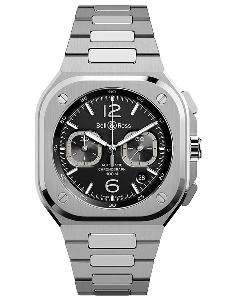 Bell & Ross Instruts BR 05 Chrono BR05C-BL-ST/SST - Worldwide Watch Prices Comparison & Watch Search Engine