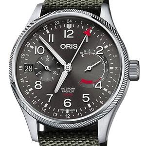 Oris Big Crown 01 114 7746 4063-Set 5 22 14FC - Worldwide Watch Prices Comparison & Watch Search Engine