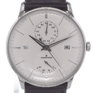 Junghans Meister 027/4364.01 - Worldwide Watch Prices Comparison & Watch Search Engine