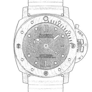 Panerai Submersible PAM01039 - Worldwide Watch Prices Comparison & Watch Search Engine
