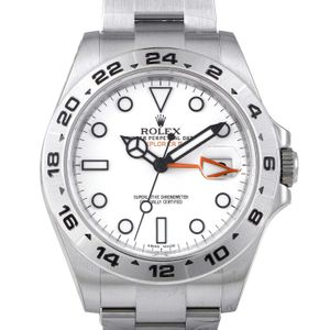 Rolex Oyster Perpetual Explorer II 216570 w - Worldwide Watch Prices Comparison & Watch Search Engine