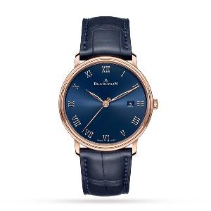 Blancpain Villeret 6651-3640-55B - Worldwide Watch Prices Comparison & Watch Search Engine