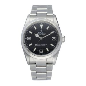 Rolex Explorer 114270 BKSO - Worldwide Watch Prices Comparison & Watch Search Engine