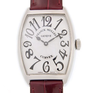 Franck Muller Curvex 2852QZ(AC) - WT - Worldwide Watch Prices Comparison & Watch Search Engine