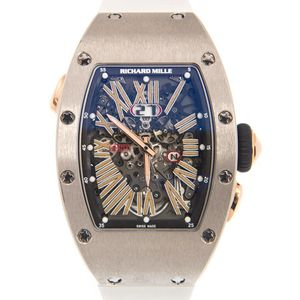 Richard Mille RM 037 RM037 RM WG - Worldwide Watch Prices Comparison & Watch Search Engine
