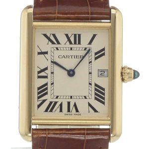 Cartier Tank W1529756 - Worldwide Watch Prices Comparison & Watch Search Engine